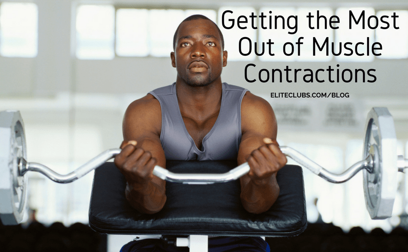 Getting the Most Out of Muscle Contractions