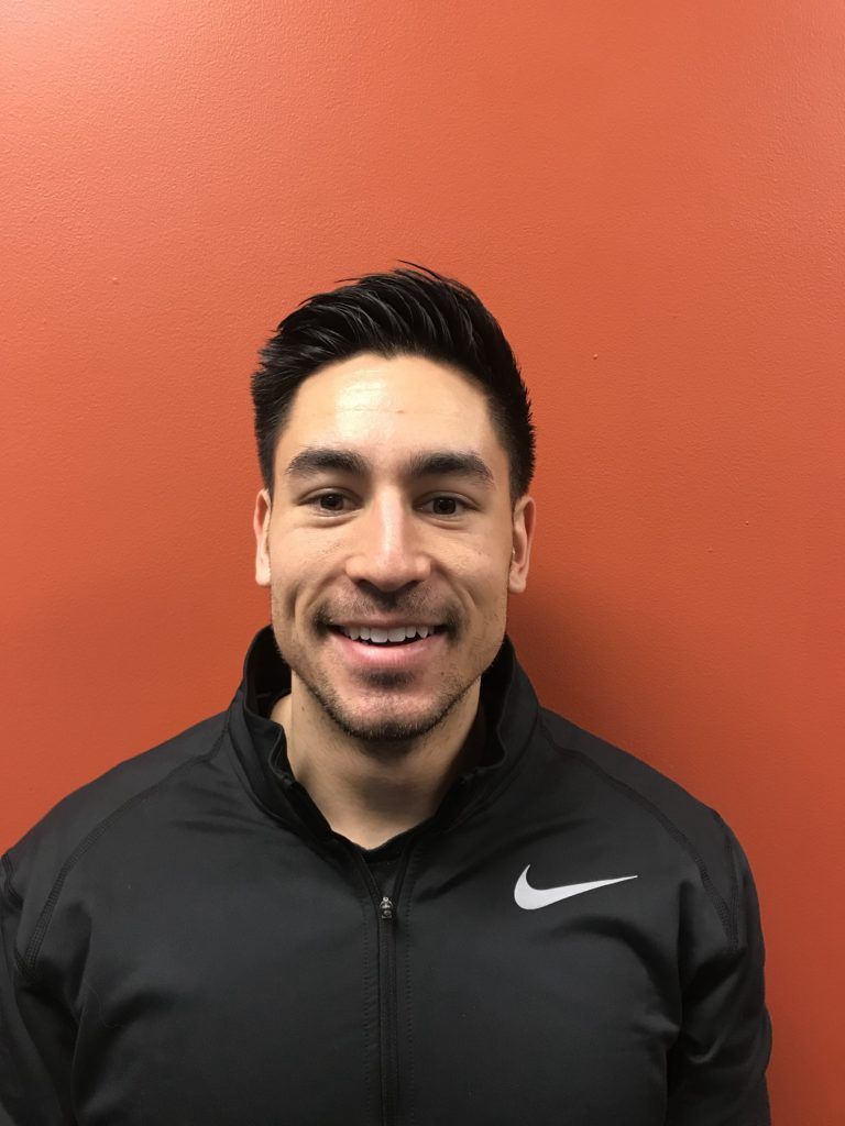 Alex Tran Certified Personal Trainer at Elite Sports Clubs