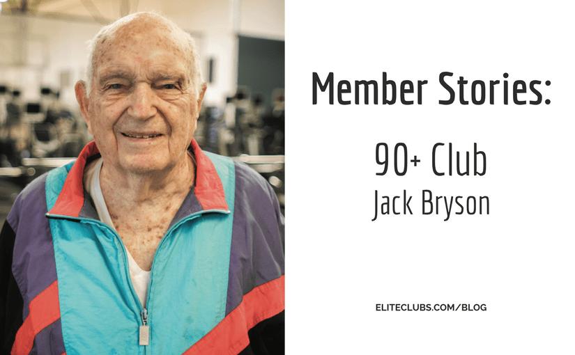 90+ Club - Jack Bryson