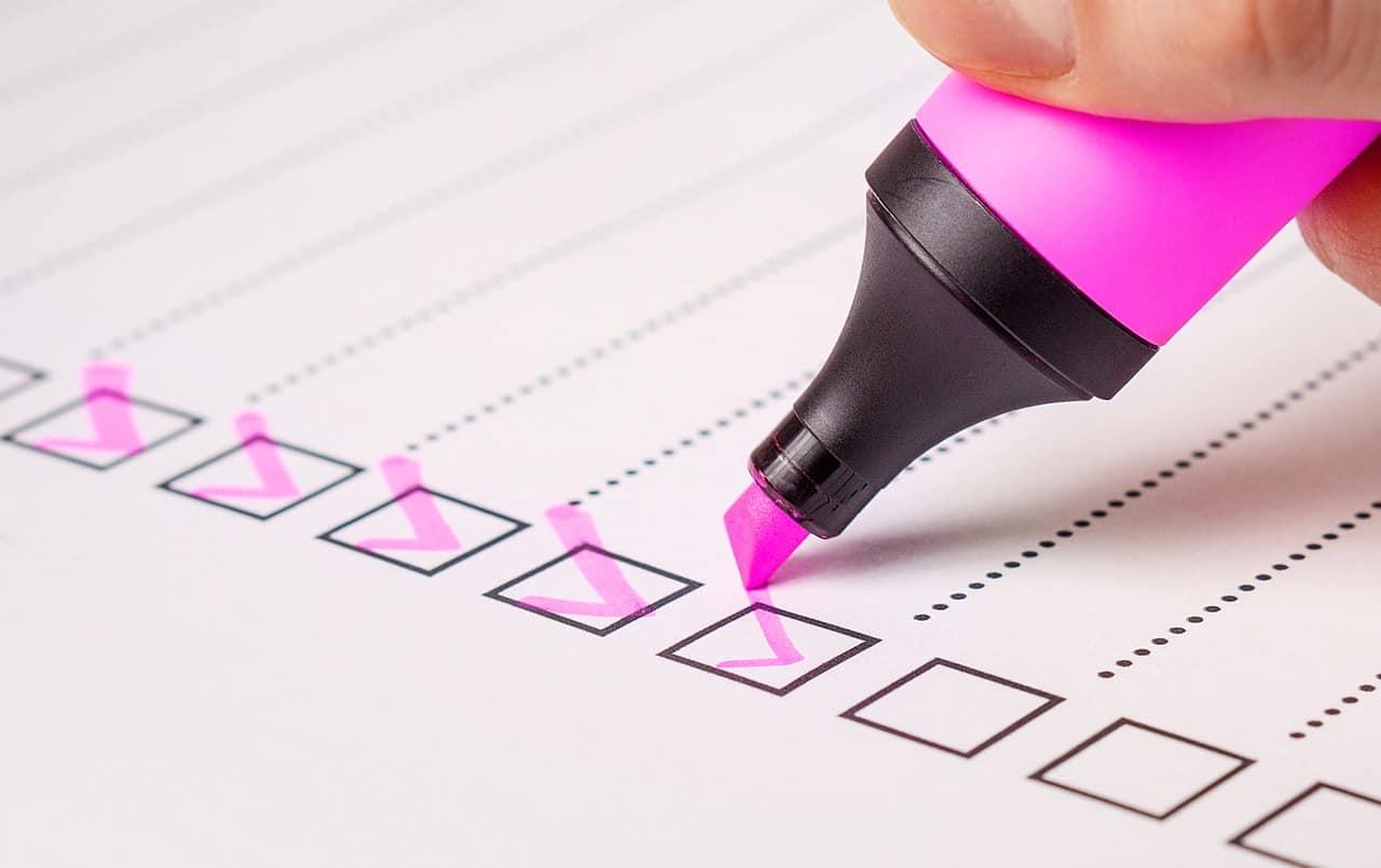 Choosing the Right Goal