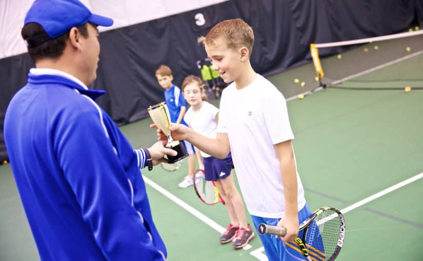 Youth Tennis Progression - How to Become a Top Junior Tennis Player