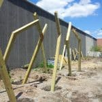 Elite Outdoor Boot Camp Facility Structure Build
