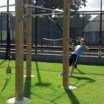 Elite Sports Club-West Brookfield Outdoor Boot Camp Facility