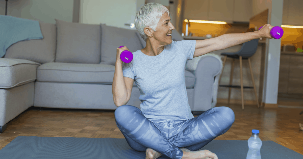 Improving Your Health As You Age