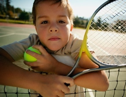 6 Reasons Your Child Should Play Tennis