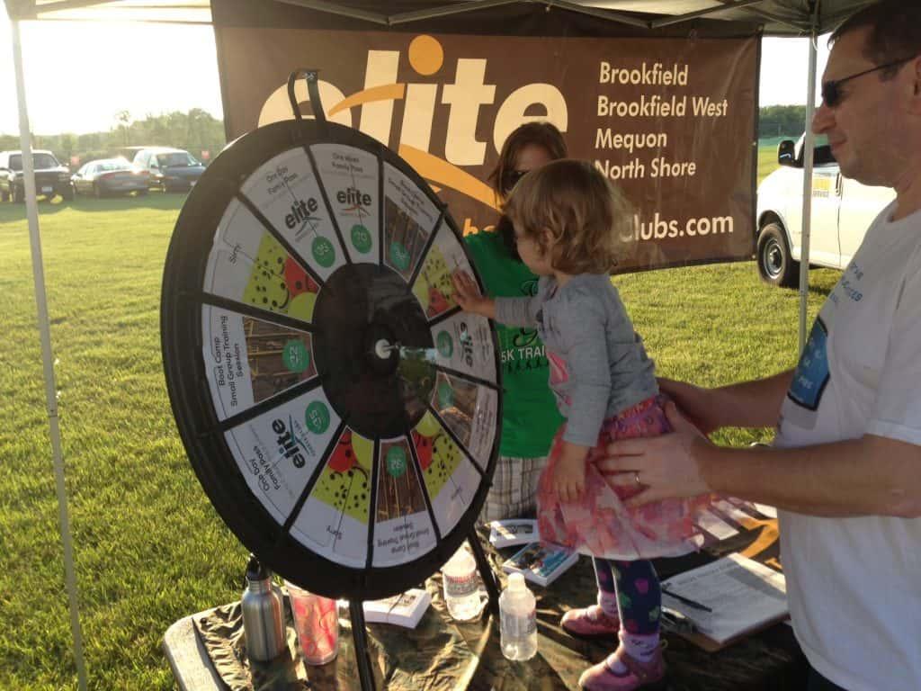 Elite Boot Camp Demo Prize Wheel