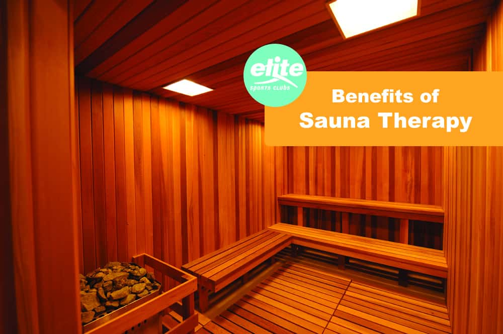 Benefits of Sauna Therapy-Elite Sports Clubs