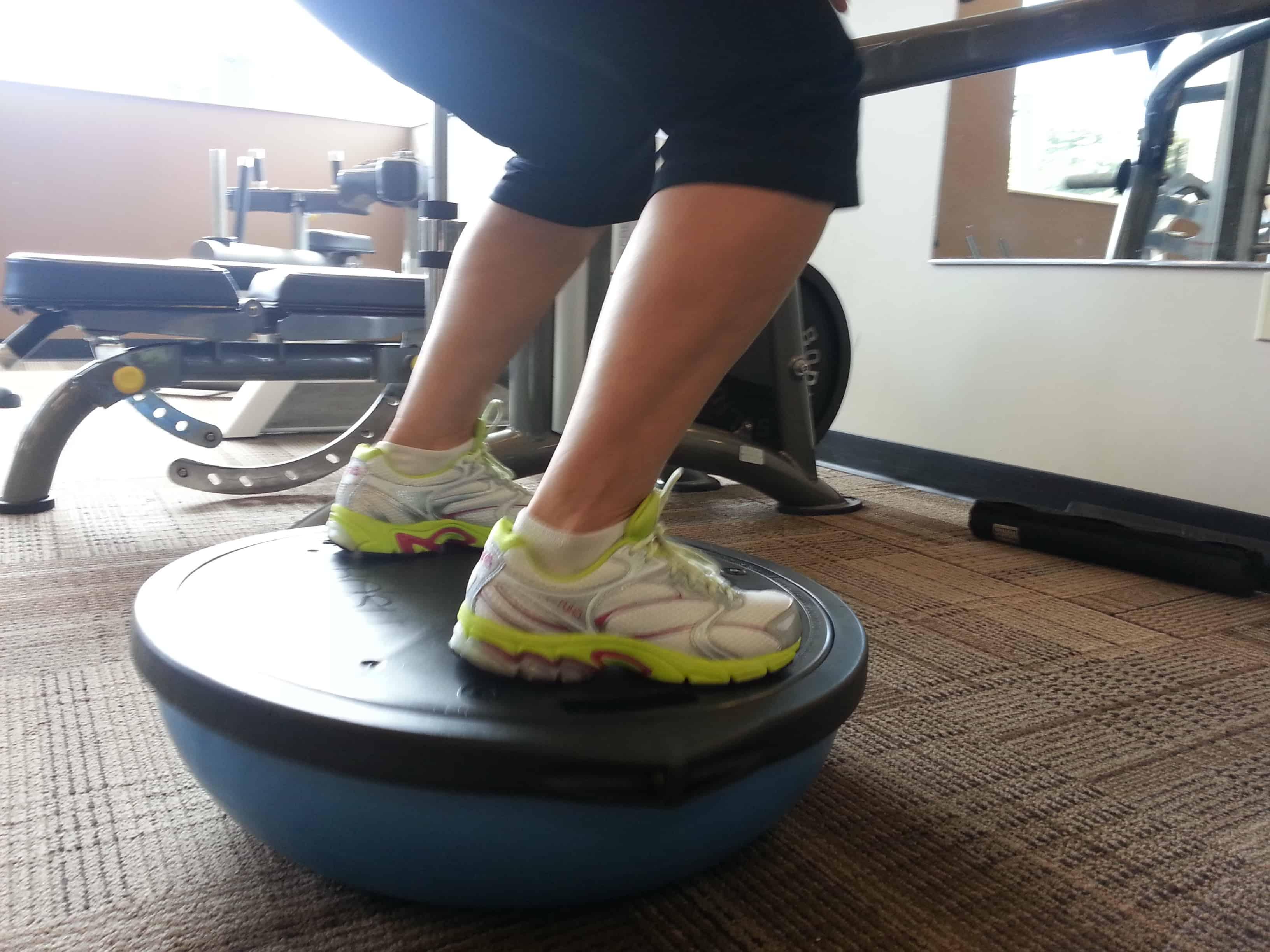 Tag Bosu Balance Trainer
