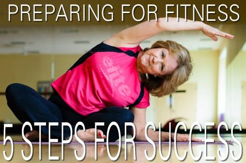 Preparing for Fitness 5 Tips