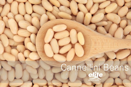 Cannellini Beans, or the common white kidney bean