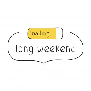 Loading Long Weekend