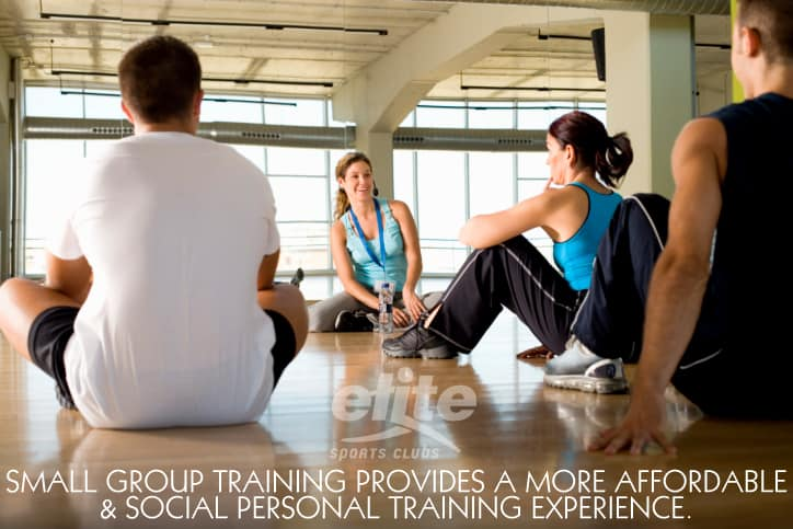 Small Group Training-Affordable and Social-Elite Sports Clubs