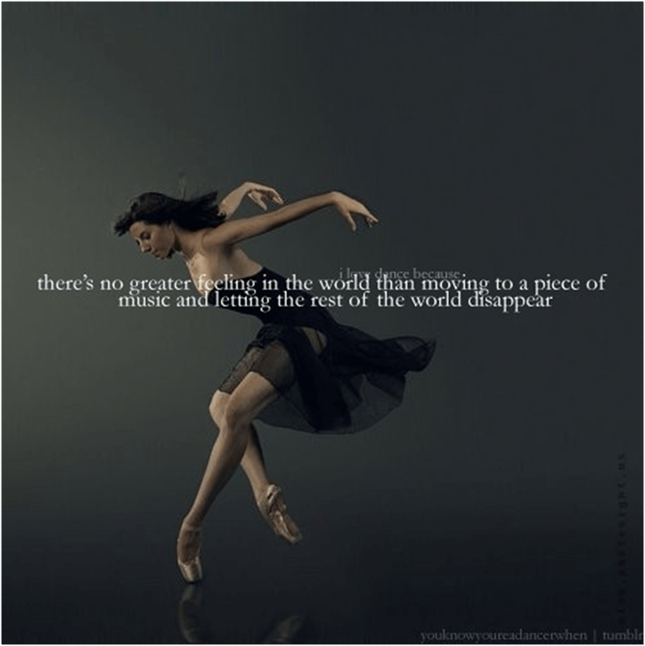 BalletWomanwQuote