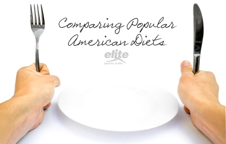 Comparing Popular American Diets