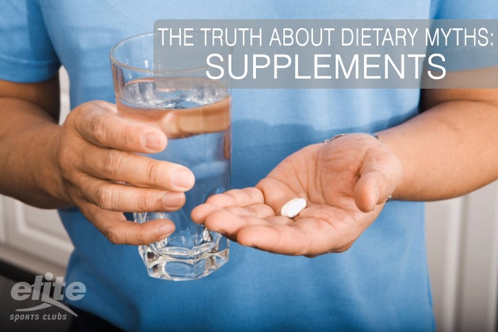 The Truth About Dietary Myths: Supplements