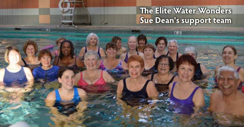 Sue and Elite Sports Clubs Water Wonders