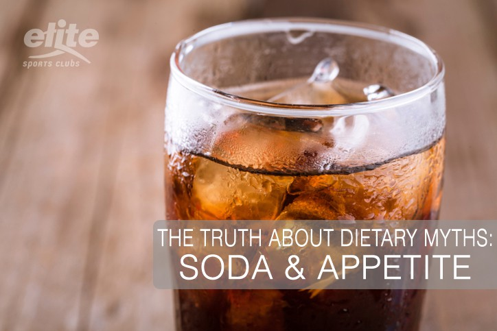 Will soda spark your appetite for sweets