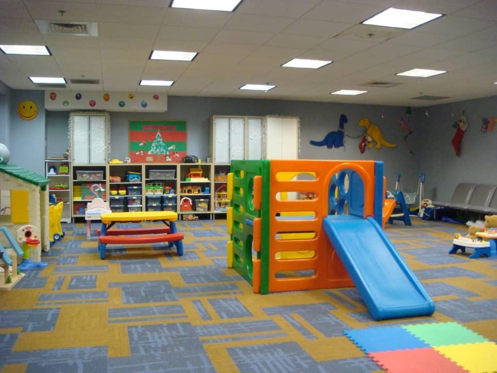 Elite Sports Club-West Brookfield Playroom