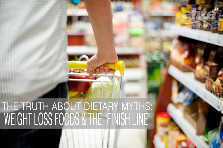 Dietary Myths - Weight loss foods