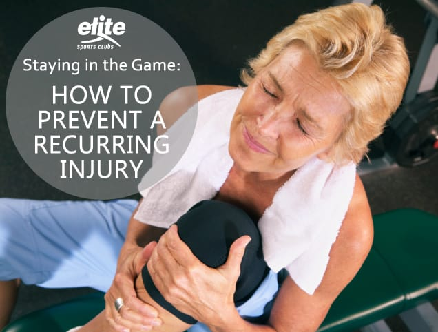 Staying in the Game - How to Prevent a Recurring Injury