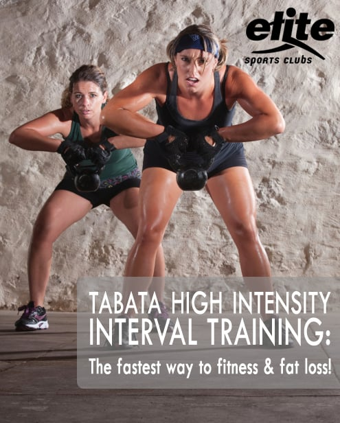 Tabata High Intensity Interval Training