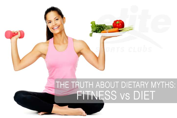 The Truth About Dietary Myths - Fitness vs a Good Diet