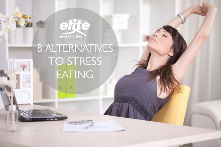 8 Alternatives to Stress Eating