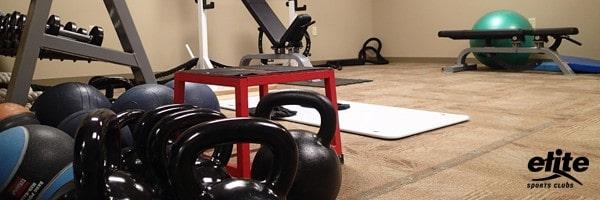 AMP Room Equipment at Elite Sports Club-Mequon