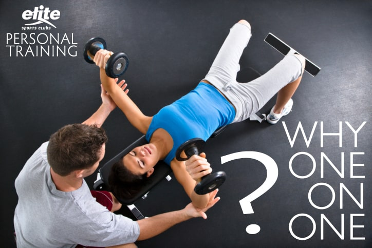 Why One-on-One Personal Training?