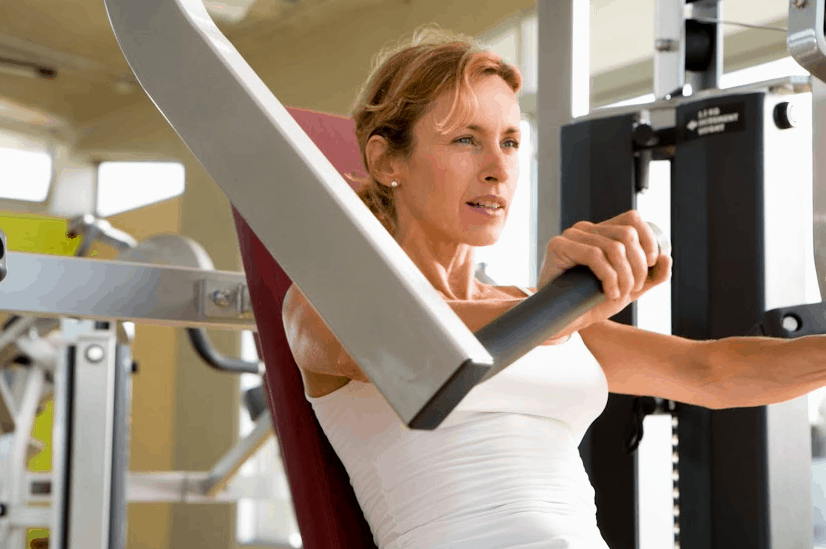 How to Play Well With Others in the Fitness Center