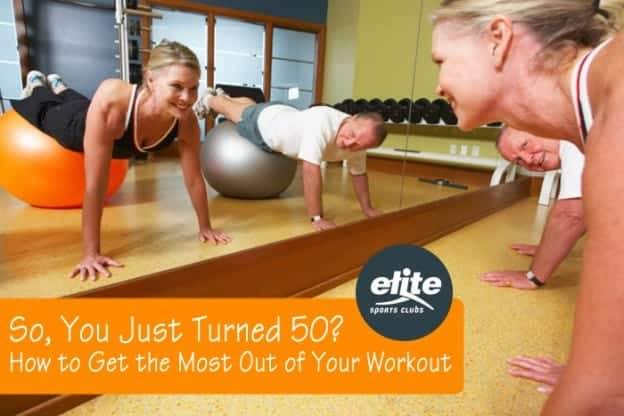 Exercise Over 50 - Elite Sports Clubs