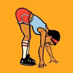 Inchworm Exercise