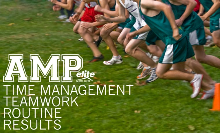 AMP Benefits Elite Sports Clubs