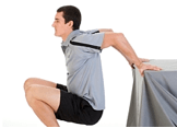 Assisted Reverse Chest Stretch