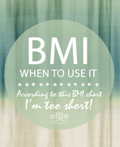 BMI - When to Use It