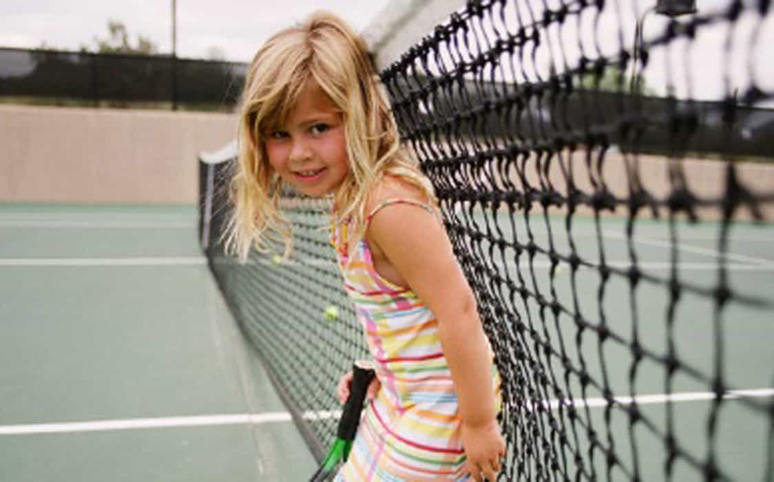 Size Matters When Choosing Tennis Equipment for Kids
