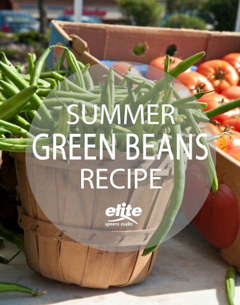 Summer Green Beans Recipe