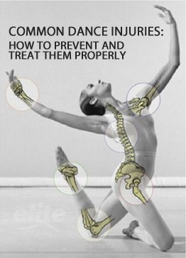 How to Prevent & Treat Common Dance Injuries