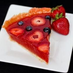 Berry Pie Slice