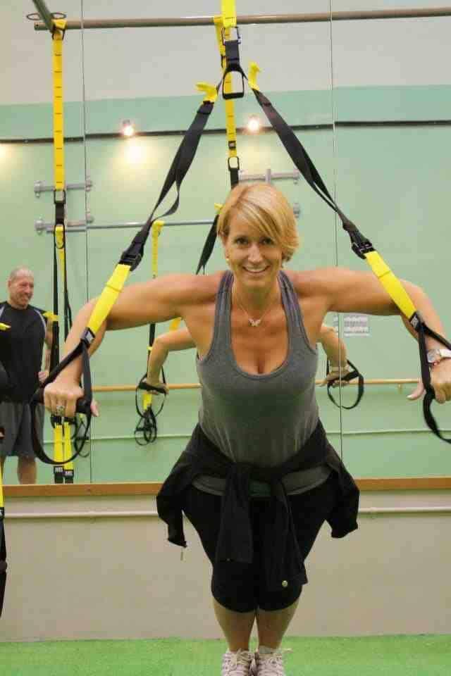 Elite Trainer Melissa Abramovich TRX