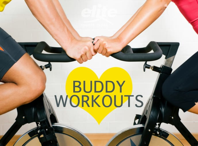 Using a Workout Buddy to Help You Reach Your Goals