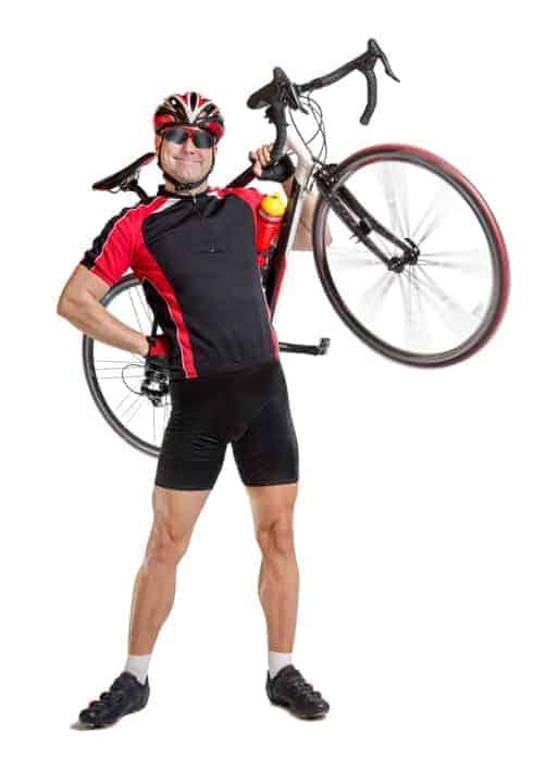 Cyclist Costume