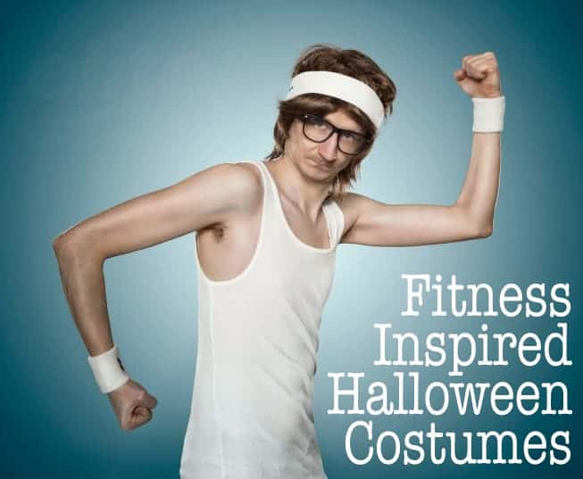 Fitness-Inspired Halloween Costumes
