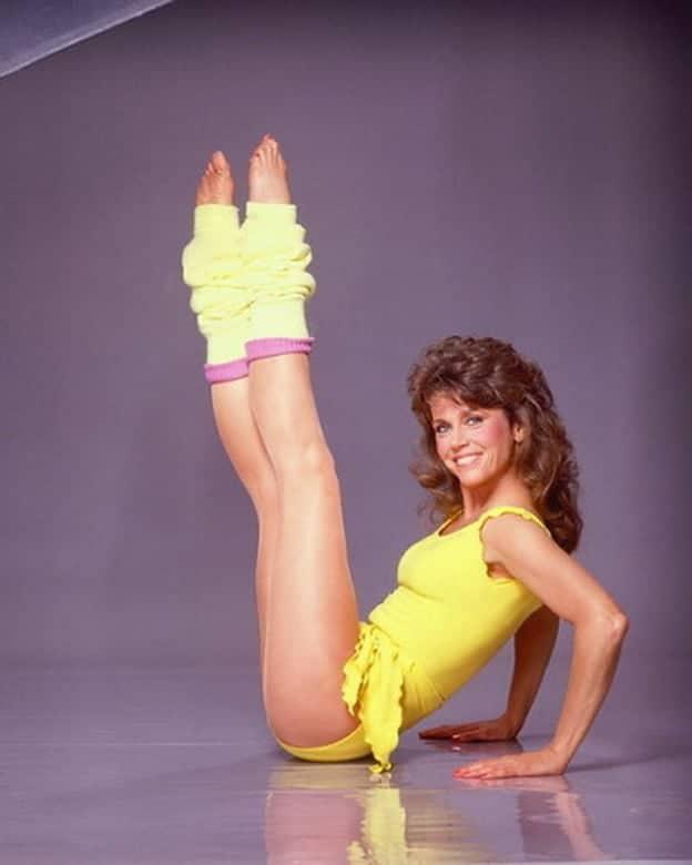 Jane Fonda Costume