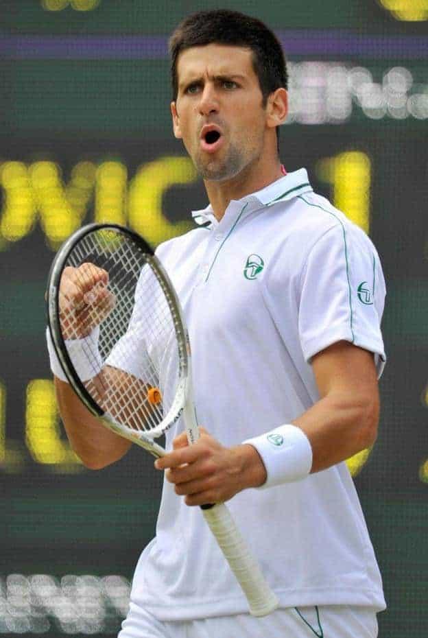 Novak Djokovic Costume