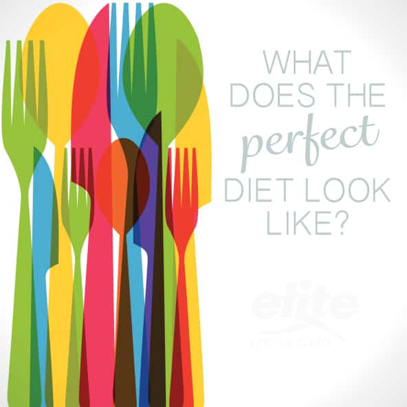 What Does the Perfect Diet Look Like?