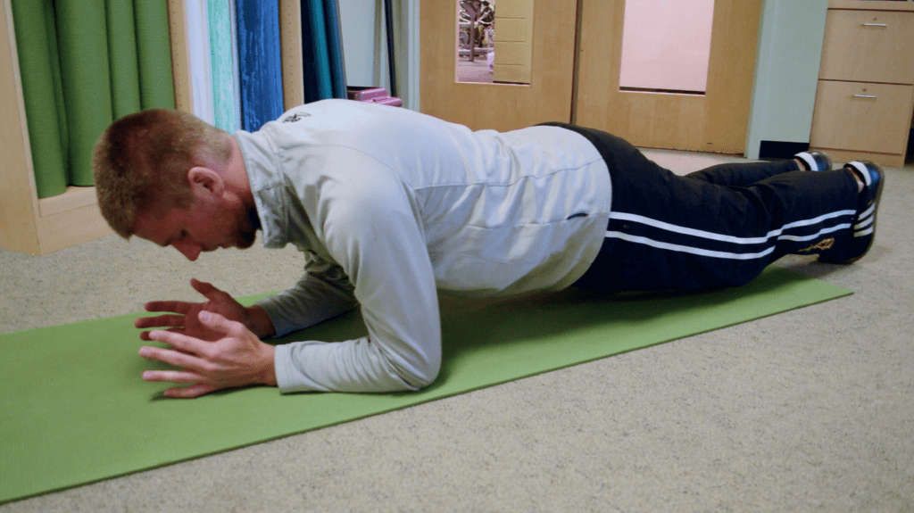 Everyday Exercises Anyone Can Do: Front Plank Variations