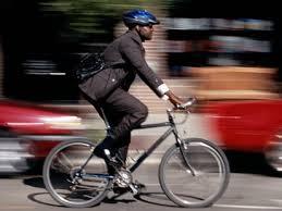 Ride bike to work image