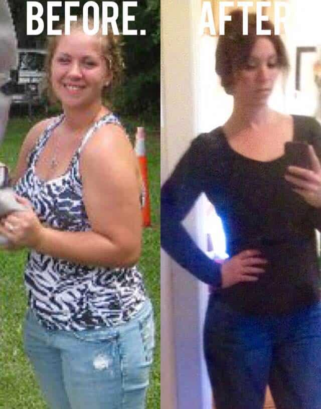 Before After Body Photo Janelle