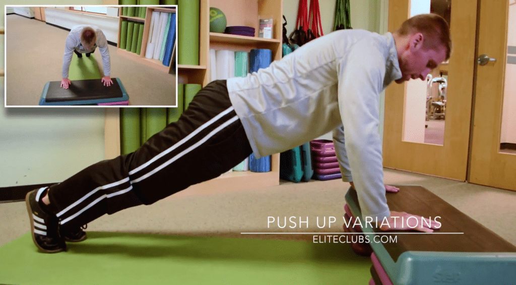 Everyday Exercises Anyone Can Do: Pushup Variations